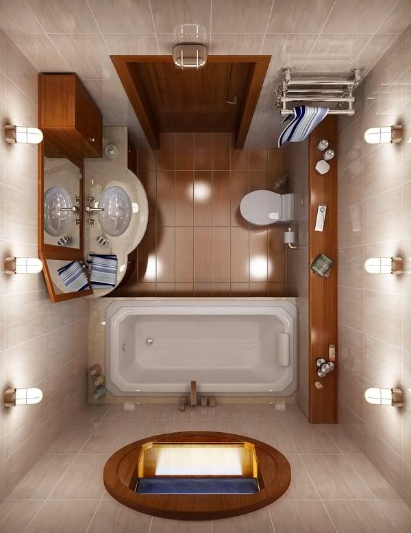 17 Small Bathroom Ideas Pictur