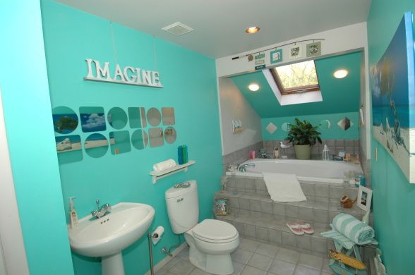 Information About Rate My Space | Beach theme bathroom decor .