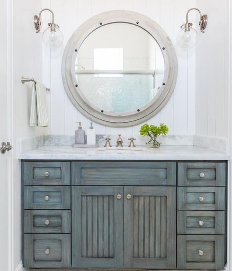 101 Beach Themed Bathroom Ideas - Beachfront Dec