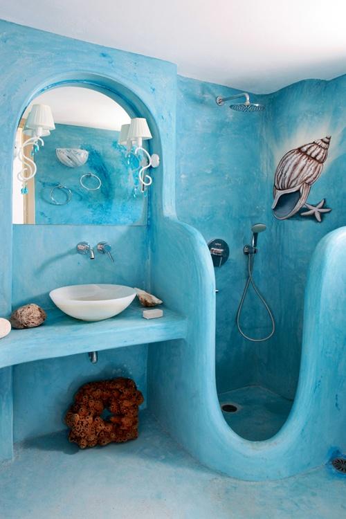 Beach Themed Bathroom Decorating Ideas - Bathroom Decorating Ide