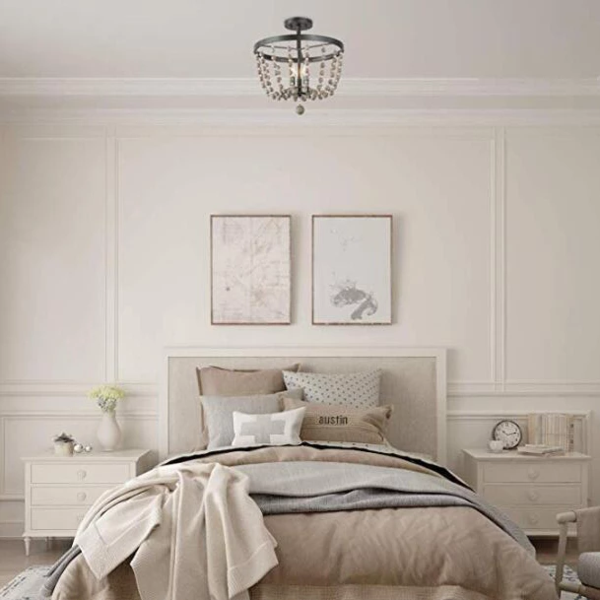 How To Pair Bedroom Lighting Fixtures | That Perfectly Match Your .