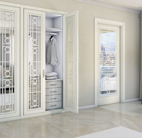Luxury Bespoke Wardrobes Archives - Solid Wooden Doo
