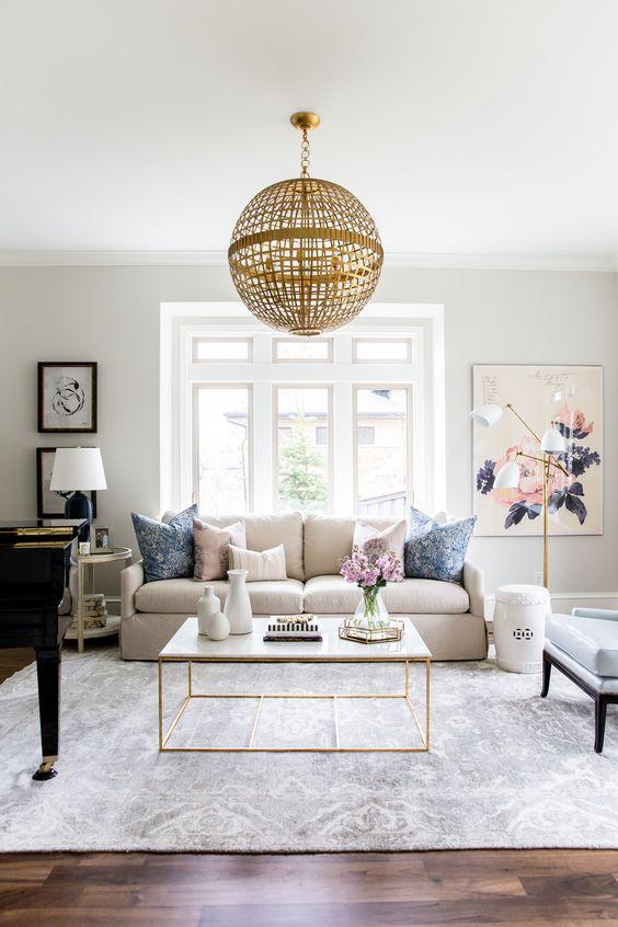 Elegant Decorative Rugs For Living Room - New Design Mod