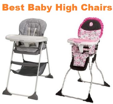 Top 15 Best Baby High Chairs in 20