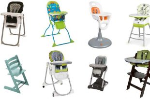 Top 10 Best High Chairs for Babies & Toddlers | Heavy.c
