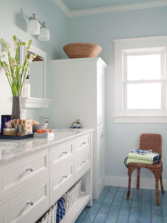 Popular Bathroom Paint Colors | Better Homes & Garde