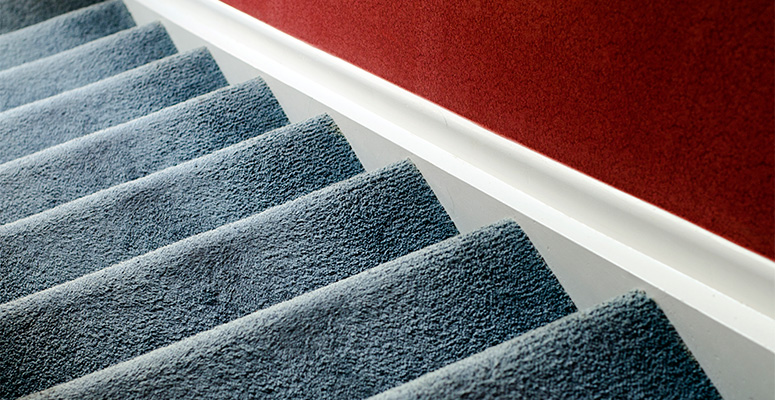 The Best Carpet Type for Stairs and Hallways - The Carpet Gu