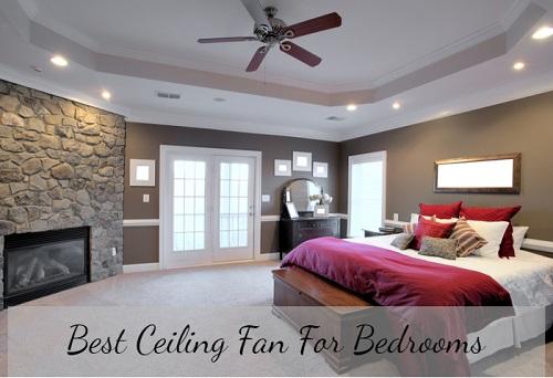 5 Best Ceiling Fan For Bedrooms 2020 - BedRoomCrit