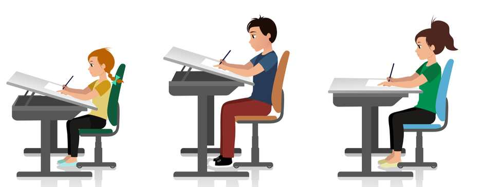The Best Ergonomic Desk & Chair Sets for Kids [2020 Edition .
