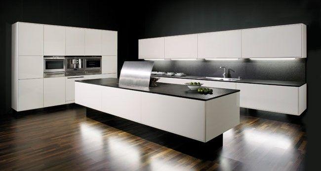 Allmillmo German Designer Ex-display Kitchen with Gaggenau .