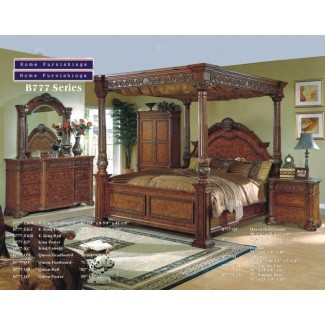 Four Post King Size Bedroom Sets - Ideas on Fot