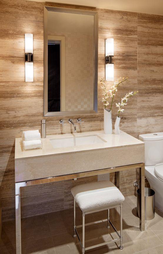 Best Bathroom Lighting Options for Shaving & Putting on Make