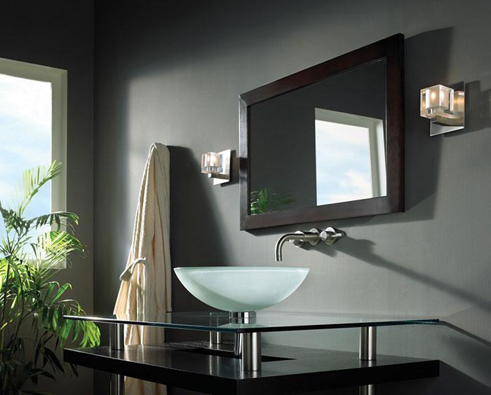 best lighting for bathroom vanity