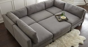 Best Oversized, Comfortable, Stylish Sofas and Couches: Shop .
