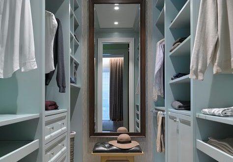 Best Walk In Closet Design For Couples | Bedroom closet design .