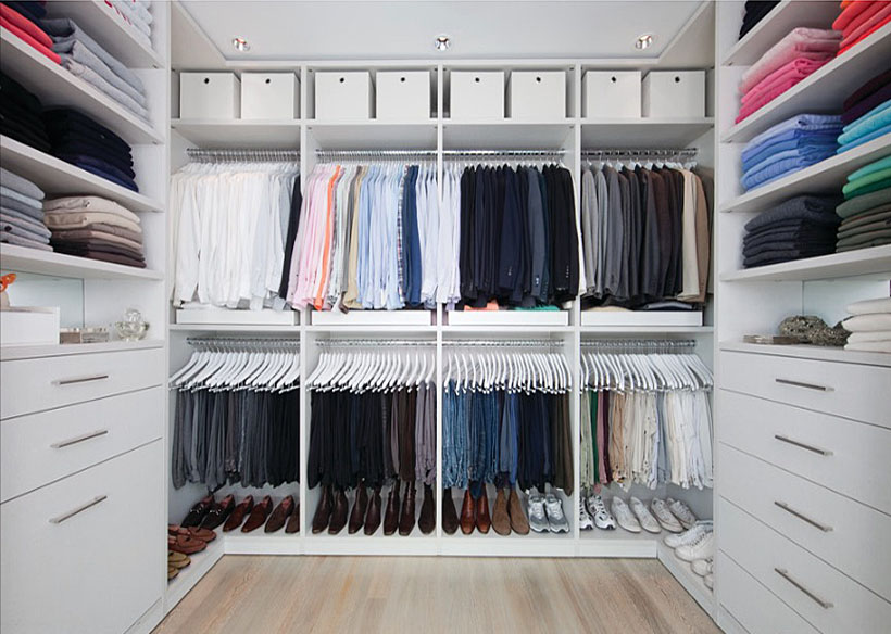 Impressive Yet Elegant Walk-In Closet Ideas | Freshome.c