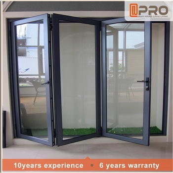 Aluminium Large Bifold Door Lowes Bi Fold Door And Accordion .