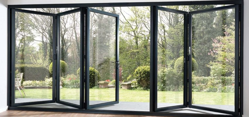 Aluminium Bifold Doors in Brentwood, Essex | AllGlass L