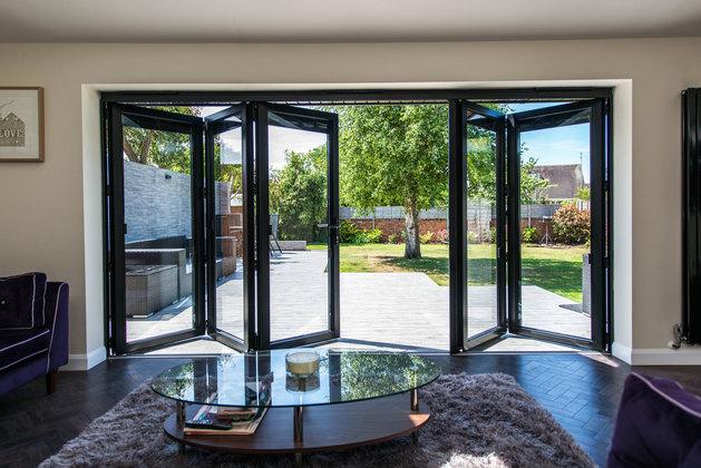 Bifold Doors: Aluminium Bifold Doors Pric