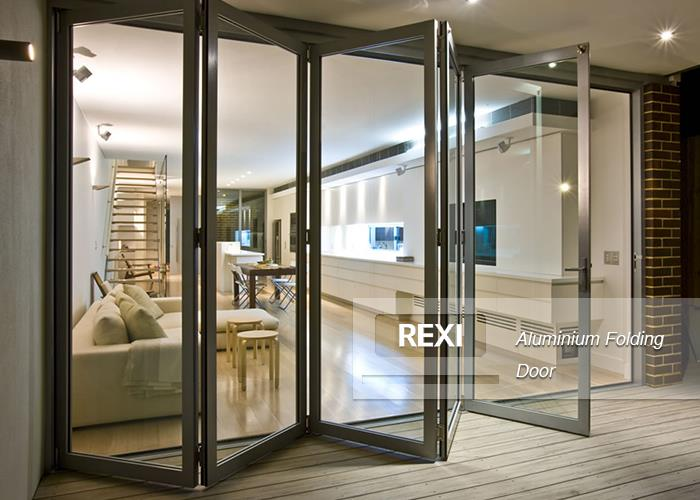 China Aluminum Bi- Fold Doors Suppliers, Manufacturers, Factory .