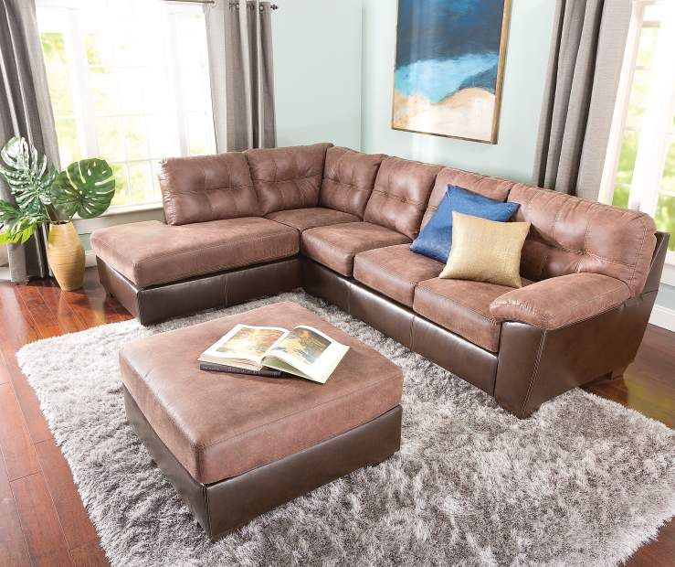 Signature Design by Ashley Storey Sectional Living Room Furniture .
