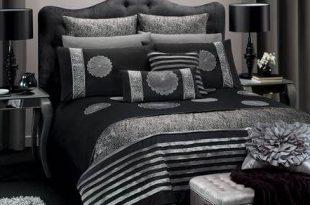 Black and silver bedroom ideas 2012 | Silver bedro