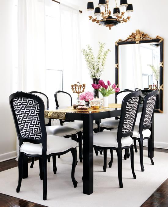 white dining room, white dining room 2019 | Dining Room Dec