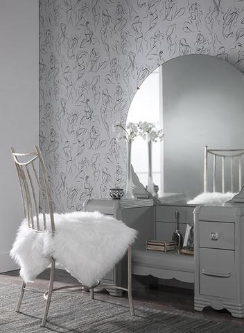 Black and White Wallpaper - Modern Designs | Burke Décor – BURKE DEC