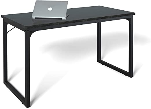 "Amazon.com: Computer Desk 47"", Modern Simple Style Desk for Home ."