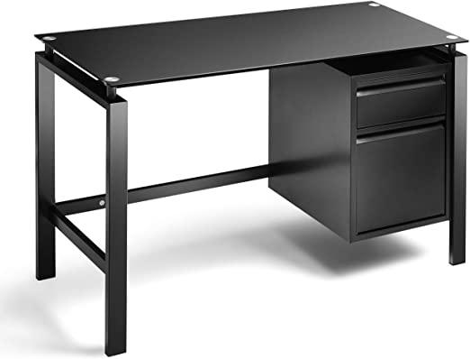 Black Computer Office Desk