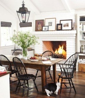 Black Windsor Chair - Ideas on Fot