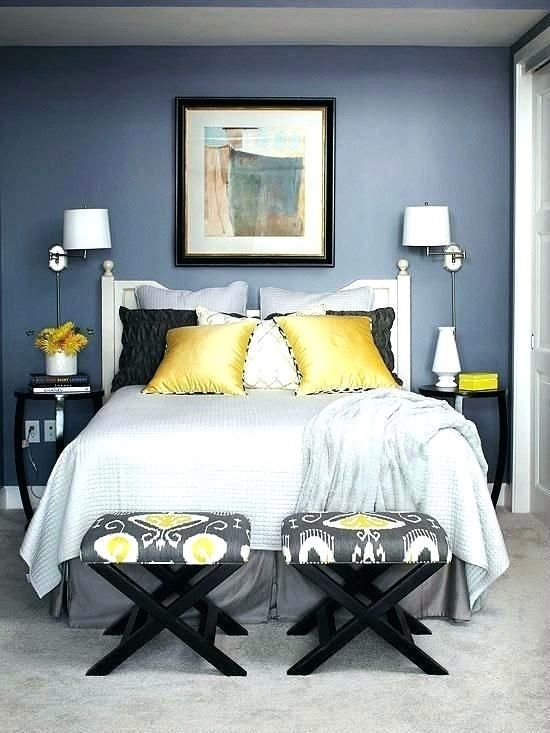 navy blue yellow and grey bedroom gray and navy bedroom mustard .