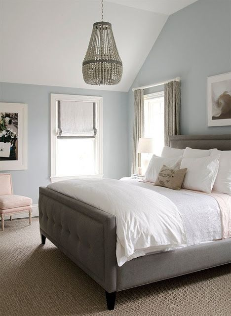 Light Blue and Gray Color Schemes - Inspiration for Our Master .