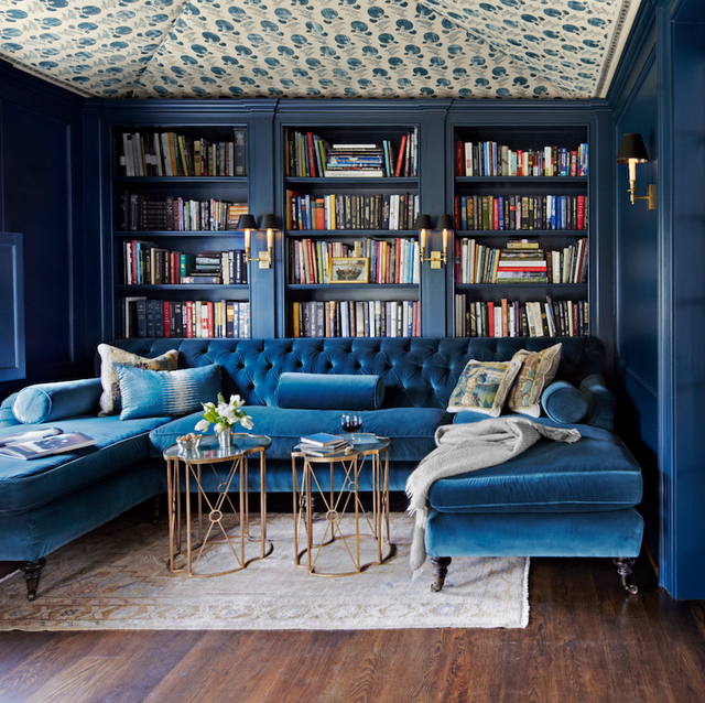 29 Best Blue Paint Colors - Great Shades of Blue Paint to Decorate .