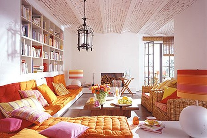 18 Boho Chic Living Rooms that Will Amaze You   Decohol