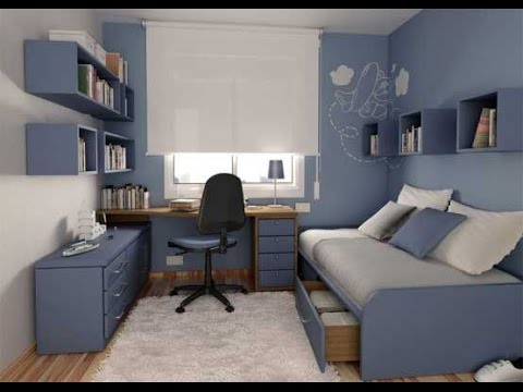 Boys Bedroom Ideas for Small Rooms - YouTu