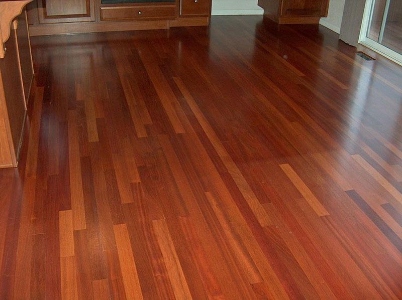 Brazilian Cherry Hardwood Flooring in Boulder CO | Floor Crafters .