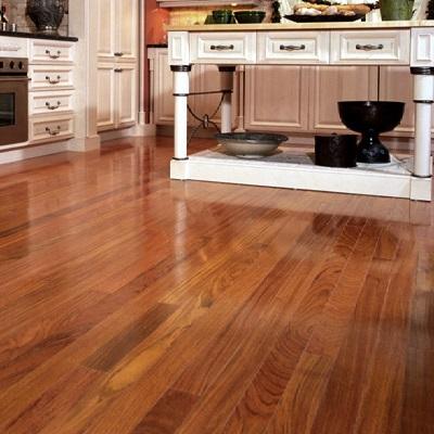 Brazilian Cherry Hardwood | Prefinished Flooring | Exotic Floo