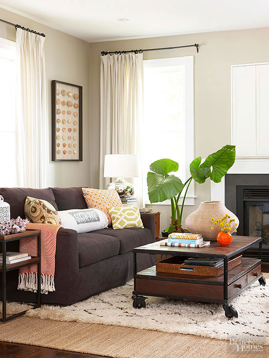 Living Room Living Room Ideas Brown Sofa Living Room Ideas With .
