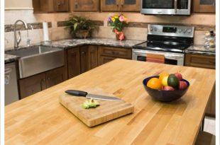 Wood Countertops, Butcher Block Countertops at Lowe