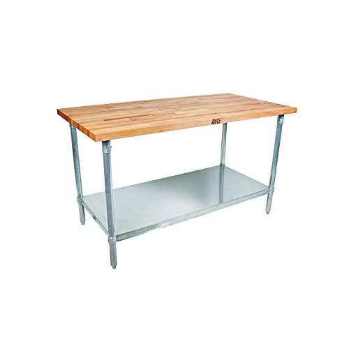 Butcher Block Tables: Amazon.c