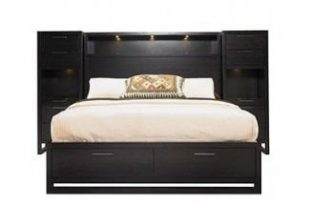 California King Bookcase Headboard for 2020 - Ideas on Fot