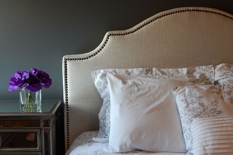Making a King Size Headboard Fit a California King Bed - Smart .