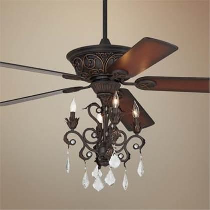 Ceiling fan chandelier light - 20 Tips on selecting the best .