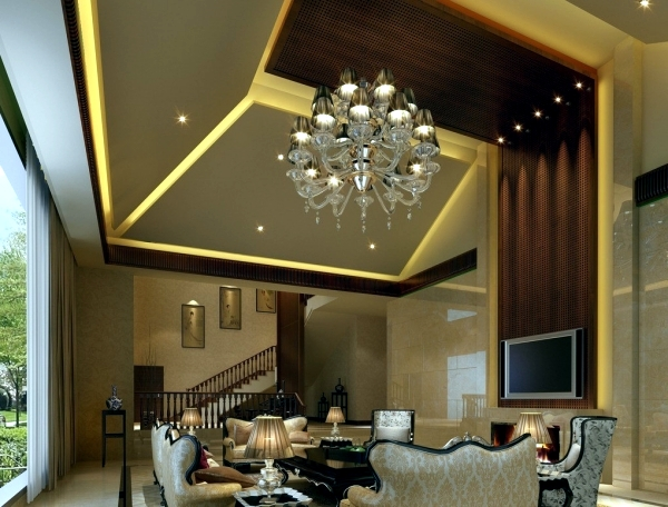 Living room ceiling design, let the new light room | Interior .