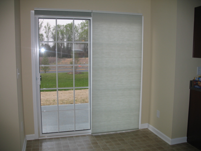 Sliding Doors with Cell Shad