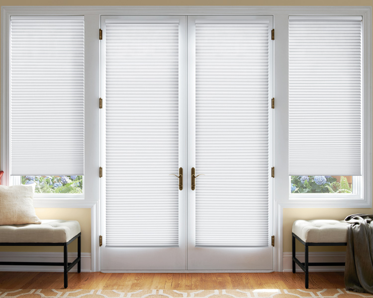 Denver Window Treatments for Sliding Glass Doors | French Door .