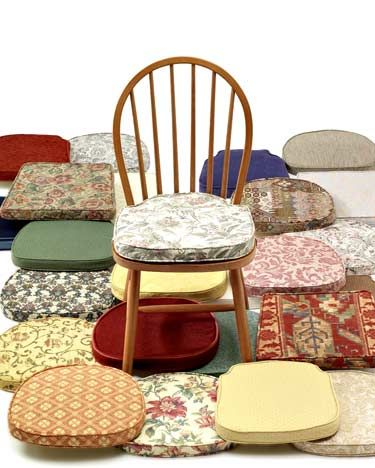 cushions for chairs | Dining Room Chair Pads Cushions | Dining .