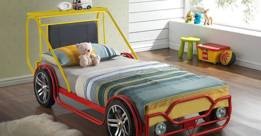 13 Innovative Kids Beds Design Ideas That Your Kids Will Lo