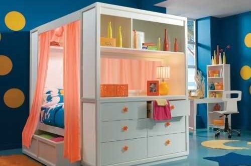 Selecting Beds for Kids Room Design, 22 Beds and Modern Children .